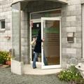 養気院の入口
