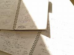 活法のノート